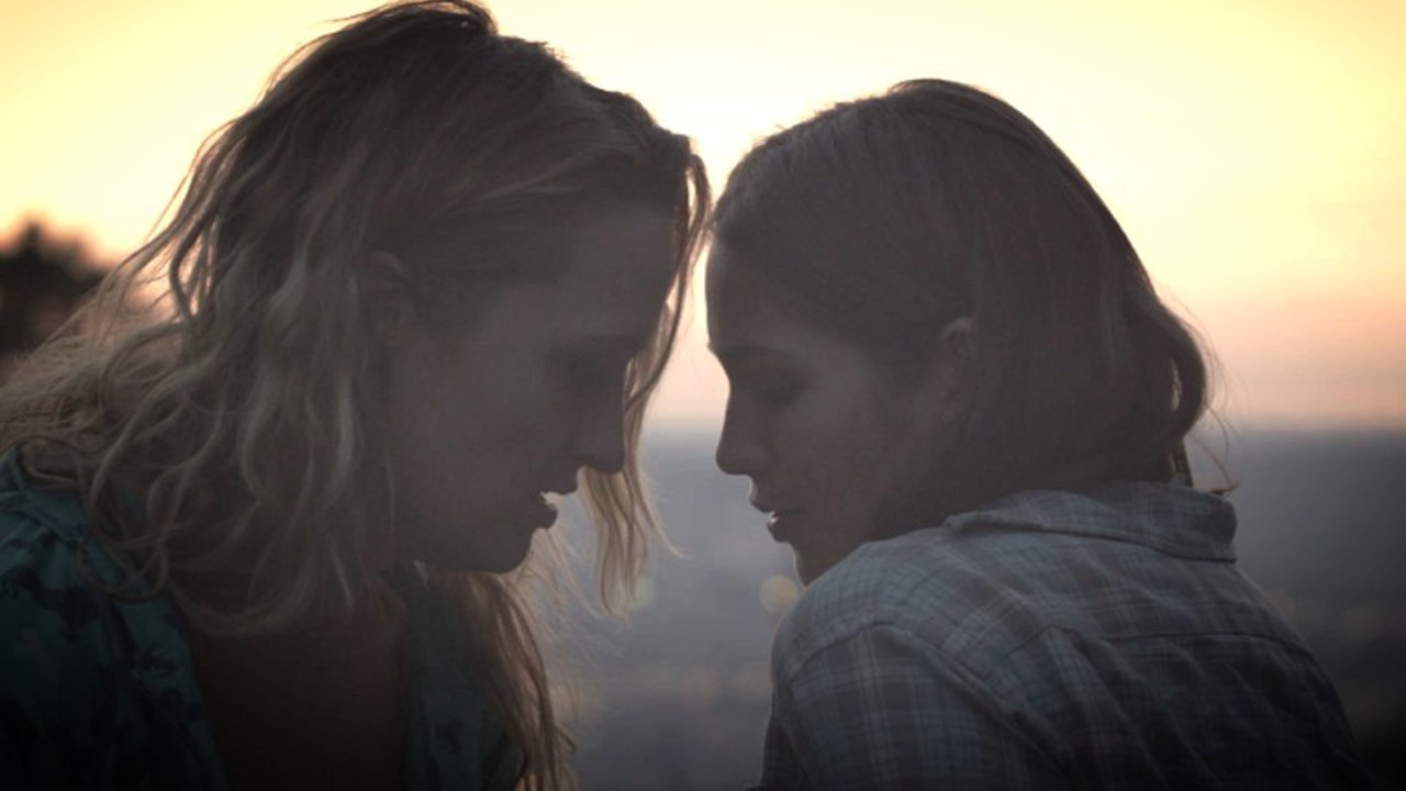 Such incredibly short lesbian movie