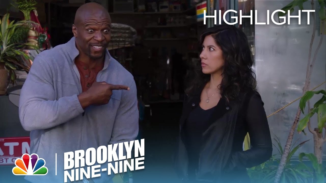 Rosa and Alicia - Brooklyn Nine-Nine (Season 5 Episode 22)