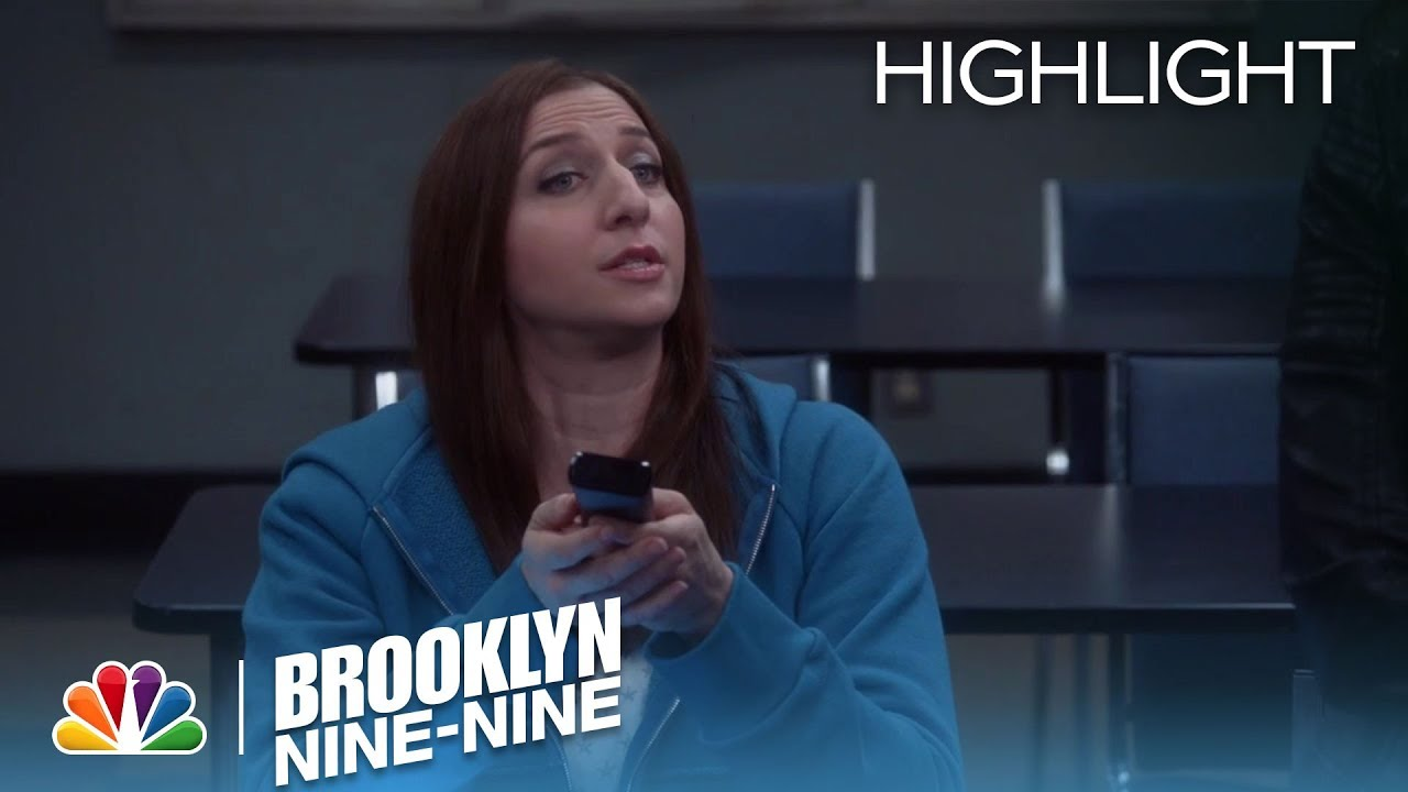 Rosa - Brooklyn Nine-Nine (Season 5 Episode 17)