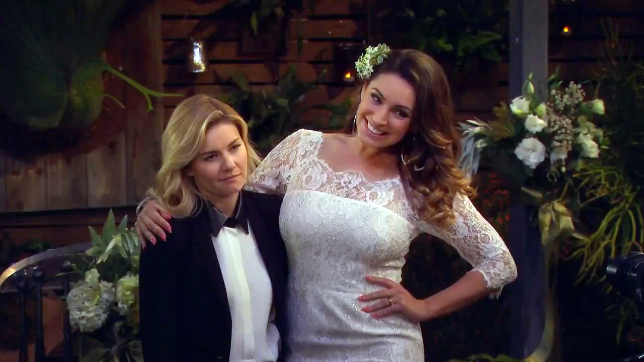 One Big Happy  - Lizzy Weds the Girl… for Luke (Episode Highlight)