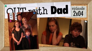 "Out With Dad - 2.04 ""With Jacob and Vanessa"""